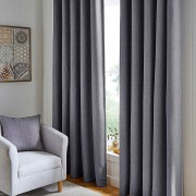 Hugo Blackout Curtain - Grey 01