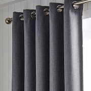 Hugo Blackout Curtain - Grey 02