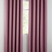 Hugo Blackout Curtain - Heather 01