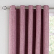 Hugo Blackout Curtain - Heather 02