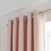 Hugo Blackout Curtain - Soft Pink 02