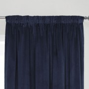 Montreal Curtains - Navy 02