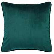 Montreal Cushion - Bottle Green 01