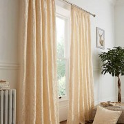 Tuscany Curtains - Cream