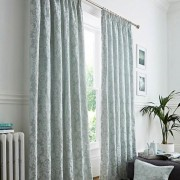 Tuscany Curtains - Duck Egg