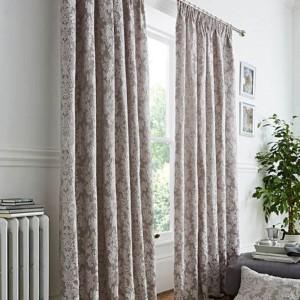 Tuscany Curtains - Grey