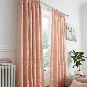 Tuscany Curtains - Pink