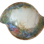 Highland Stoneware - Rock Pool Celadon - Quaich 01