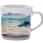 Highland Stoneware - Seascape - Mug - half pint