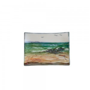 Highland Stoneware - Seascape - Rectangle - X-small