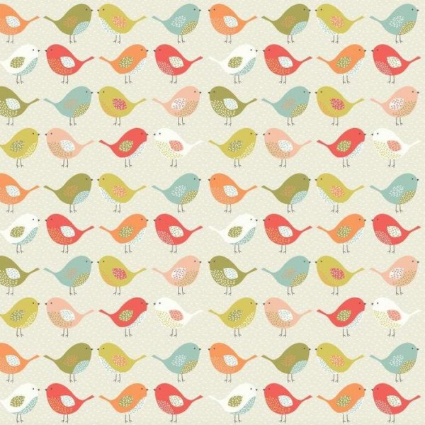 Fryetts - Birds-Multi