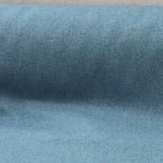 Lezan - Wool-Rich Fabric - Mid-Blue 01