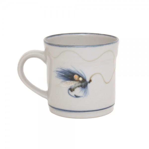 Highland Stoneware - Fishing Fly - Mug - half-pint