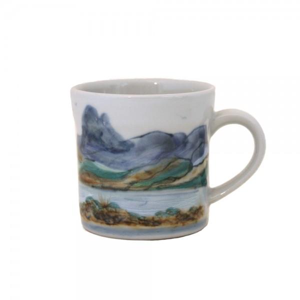 Highland Stoneware - Landscape - Mug - half-pint