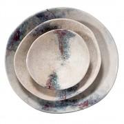Highland Stoneware - Quartz - Bowl - Pebble - Range