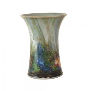 Highland Stoneware - Rockpool Celadon - Vase - Cylinder - Small