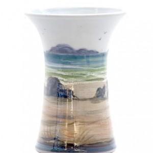 Highland Stoneware - Seascape - Vase - Cylinder - X-Small