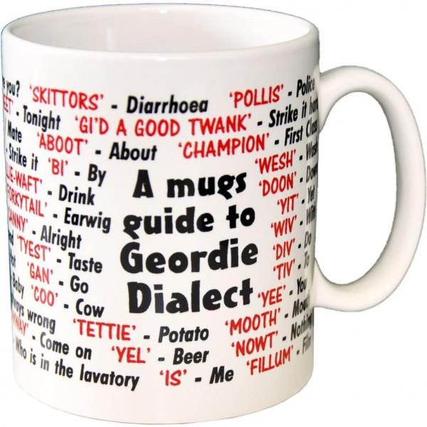 Mug - Dialect - Geordie