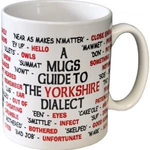 Mug - Dialect - Yorkshire
