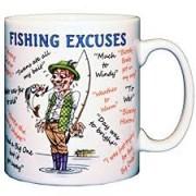 Mug - Fishing Excuses 01