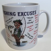 Mug - Fishing Excuses 02