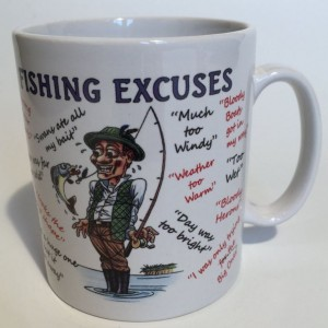 Mug - Fishing Excuses 02