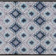 Washamat Recyclon Bathroom Collection - Blue Tile