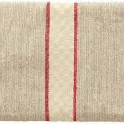 Roller Towel - Aga - Red Stripe
