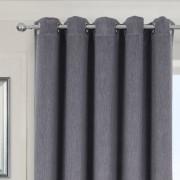 Curtains - Berlin - Eyelet - Grey 01