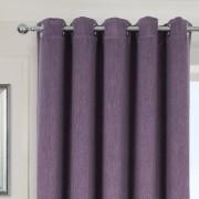 Curtains - Berlin - Eyelet - Mauve 01