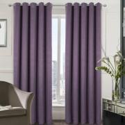 Curtains - Berlin - Eyelet - Mauve 02