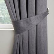 Curtains - Berlin - Grey - Tieback