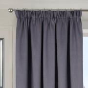 Curtains - Berlin - Pencil Pleat - Grey 01