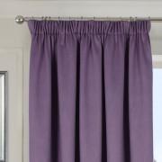 Curtains - Berlin - Pencil Pleat - Mauve 01