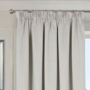 Curtains - Berlin - Pencil Pleat - Natural 01