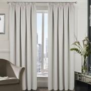Curtains - Berlin - Pencil Pleat - Natural 02