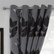 Curtains - Blakely - Black 02