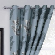 Curtains - Blakely - Blue 02