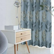 Curtains - Blakely - Blue 03