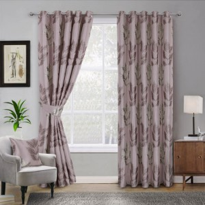 Curtains - Blakely - Pink 01