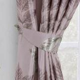Curtains - Blakely - Pink - Tieback