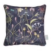 Cushion - The Wild Flower Garden Nightshadow Cushion Front 03
